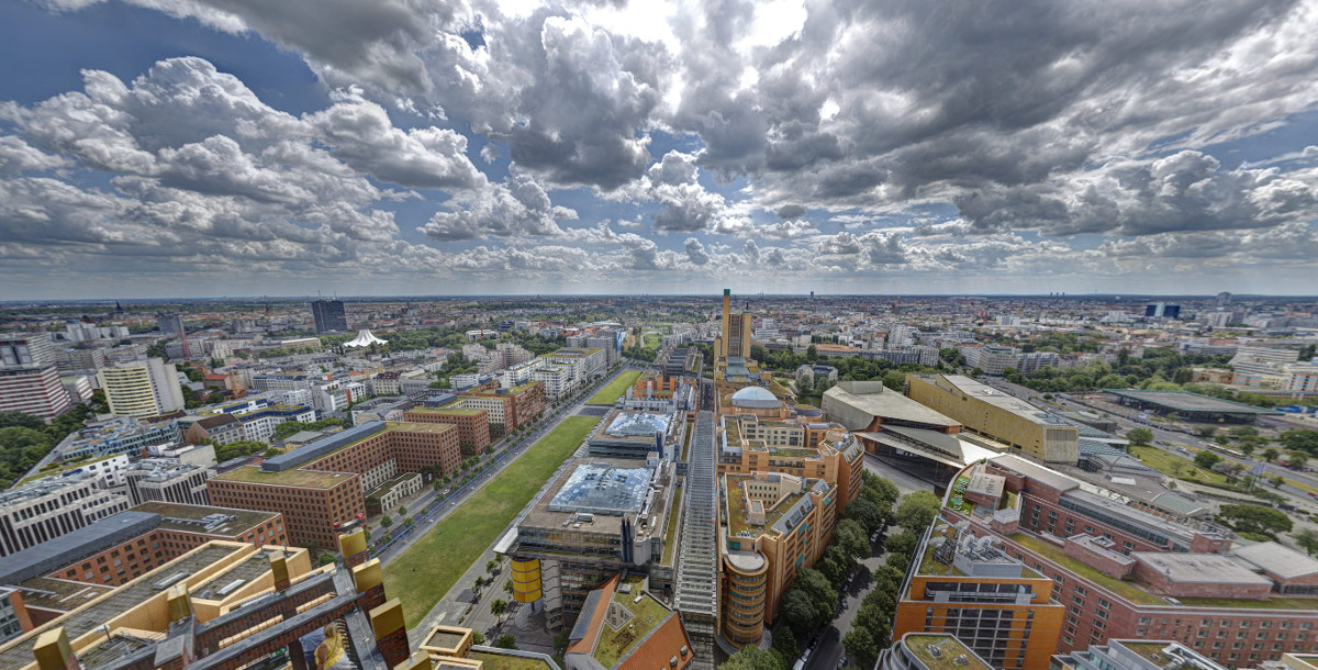 London 320 Gigapixel Panorama Photo